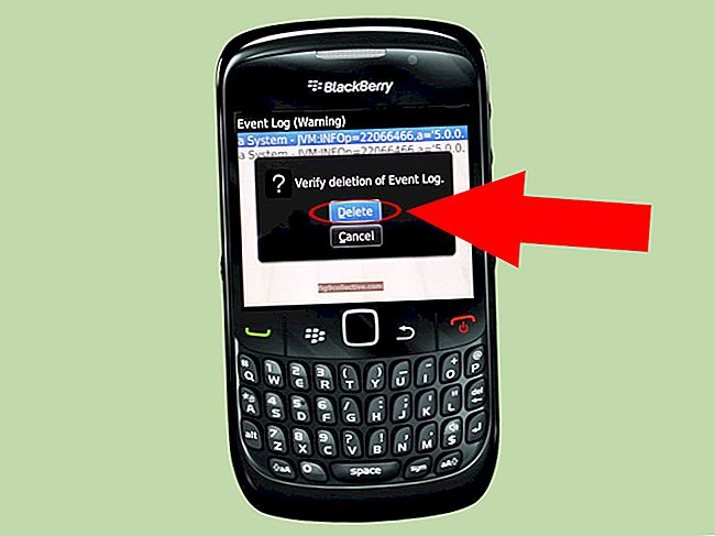 Come resettare una curva Blackberry